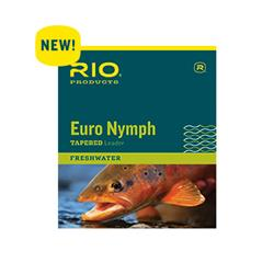 RIO EURO NYMPH WITH TIPPET RING