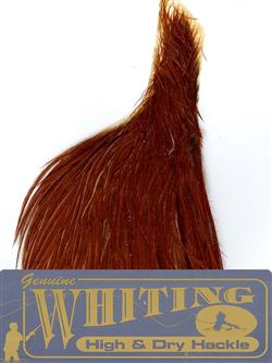 WHITING HIGH AND DRY 1/2 SADDLE