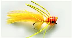 Bass Popper Yellow (C9)