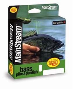 RIO MAINSTREAM PIKE BASS PANFISH