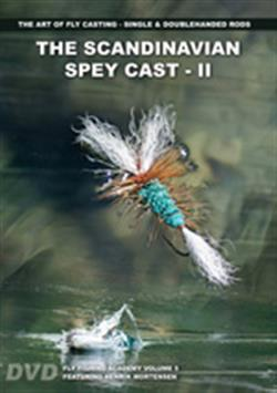 The Scandanavian spey cast II - Henrik Mortensen