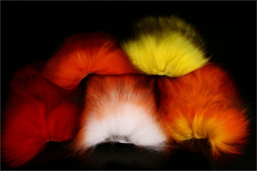 Future fly Marabou fox