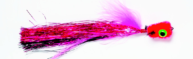 Pink Panther Pike Fly  (E1)